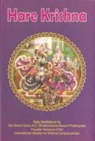 Hare Krishna Meditations Diary