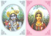 Radha Krishna Portraits